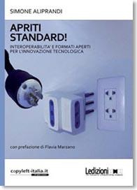 copertina del libro apriti standard