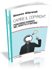 copertina del libro capire il copyright