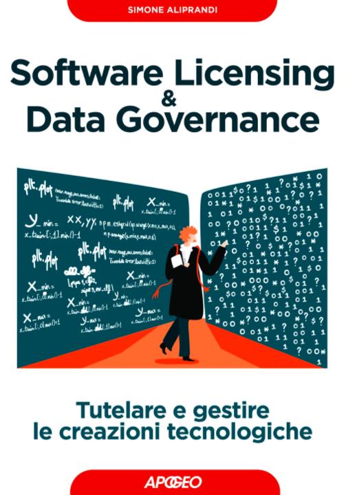 Copertina di Software licensing & data governance